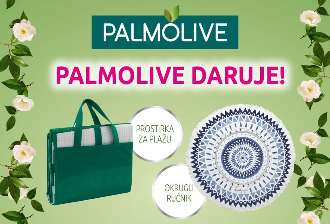 Palmolive Osvoji svoju ljetnu nagradu